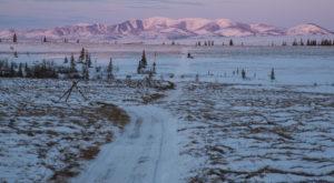 17 Devastatingly Gorgeous Sights Along Alaska's Historic Iditarod Trail