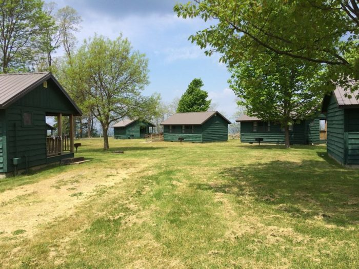 11 best places for camping in buffalo