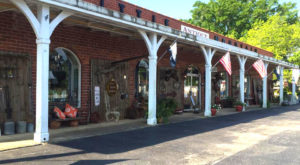 You'll Never Want To Leave This Massive Antique Mall In South Carolina