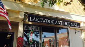 You'll Never Want To Leave This Massive Antique Mall Near Cleveland