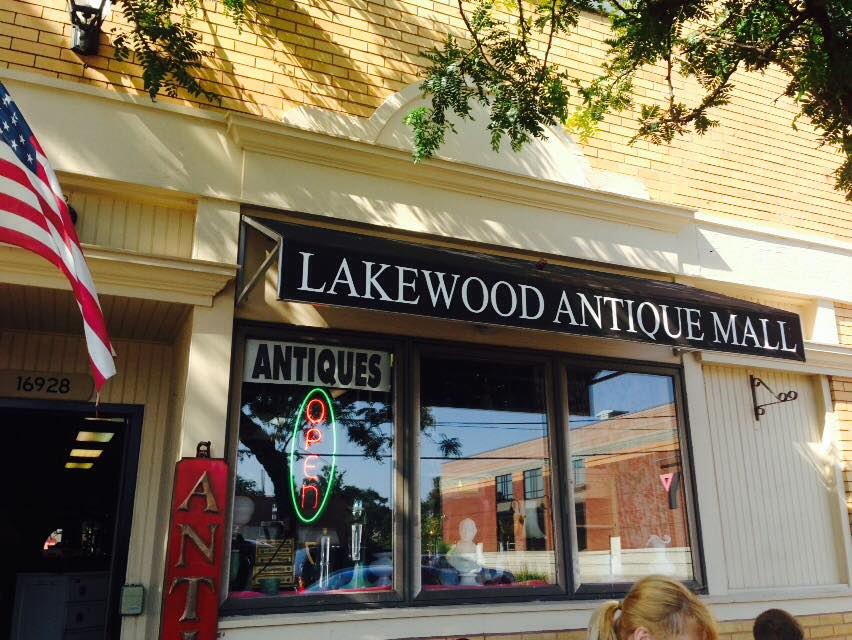 Lakewood Antique Mall Is Best Antique Mall Near Cleveland
