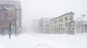 A Massive Blizzard Blanketed Maine In Snow In 2015 And It Will Never Be Forgotten