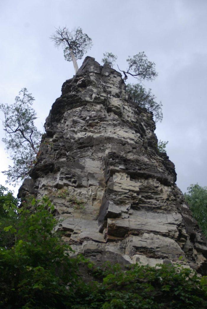 Natural Chimneys State Park