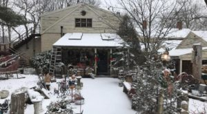 You'll Never Want To Leave This Massive Antique Mall In New Hampshire