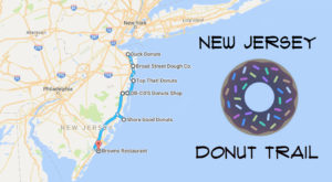 There's Nothing Better Than This Mouthwatering Donut Trail In New Jersey