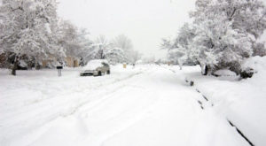 A Massive Blizzard Blanketed New Mexico In Snow In 2006 And It Will Never Be Forgotten