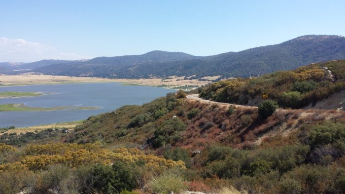 10 magical lakes to experience in southern california for Lake henshaw fishing