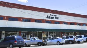 You'll Never Want To Leave This Massive Antique Mall In Northern California