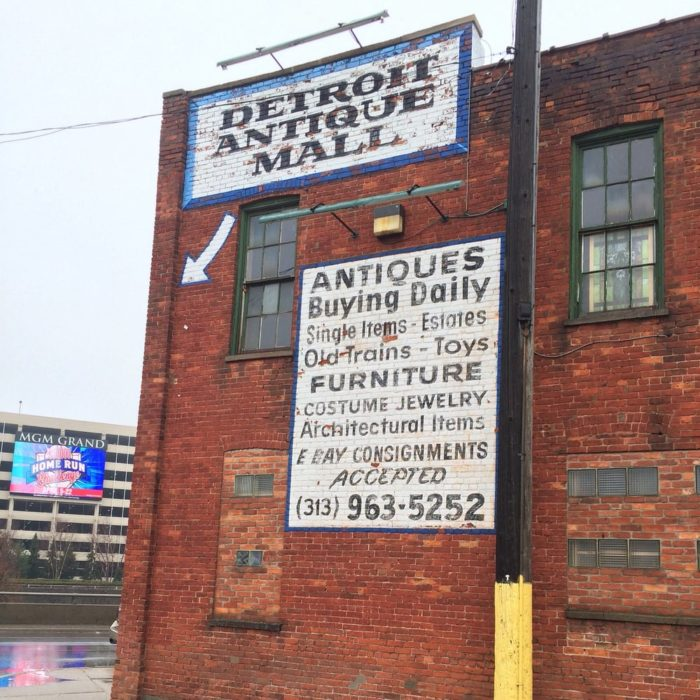 You'll Never Want To Leave This Massive Antique Mall In Detroit - Detroit Antique Mall Is The Best Antique Mall In Detroit