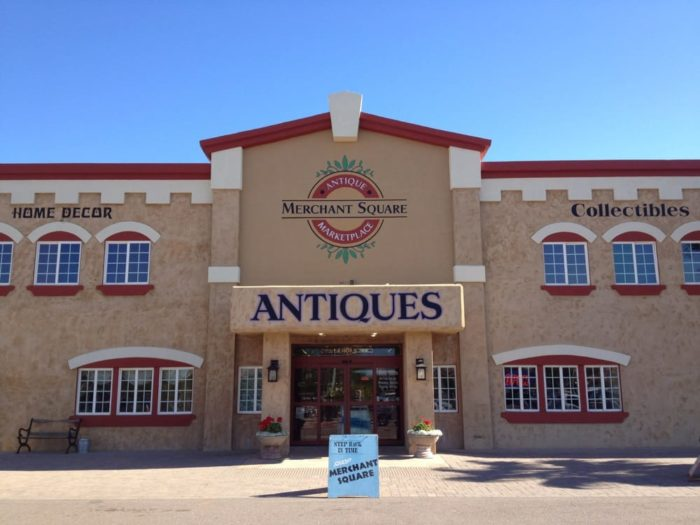 You Ll Want To Visit This Huge Arizona Antique Mall