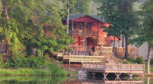 Discover Oklahoma's Best Kept Secret At This Hidden Lake Resort