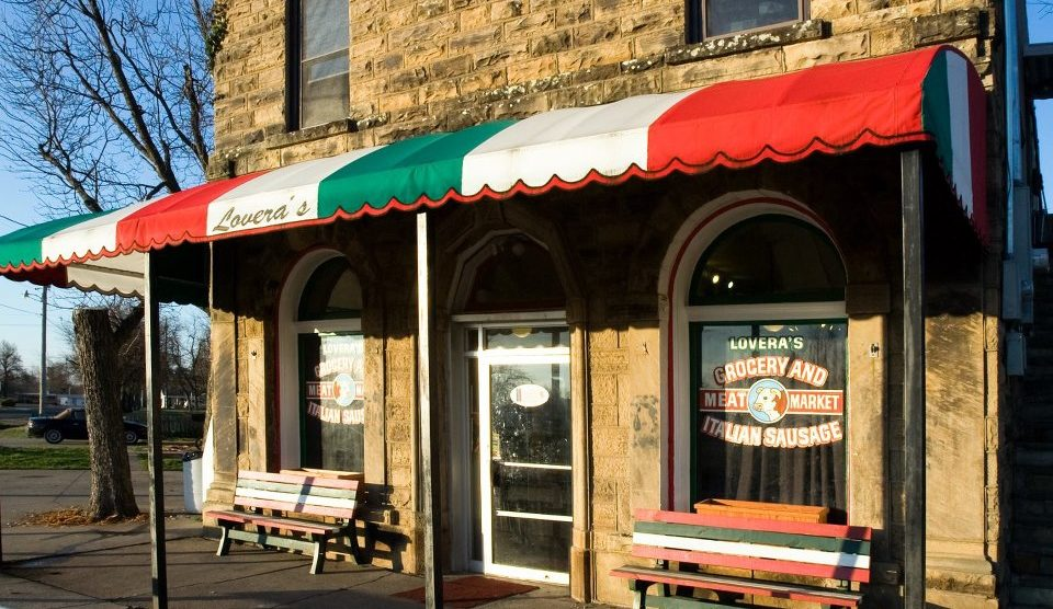 Krebs Oklahoma 39 S Little Italy And Next Italian Food