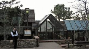The Secluded Restaurant Near Denver With The Most Magical Surroundings