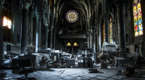 America's Deserted Churches Are Heartbreakingly Beautiful In These 11 Photos