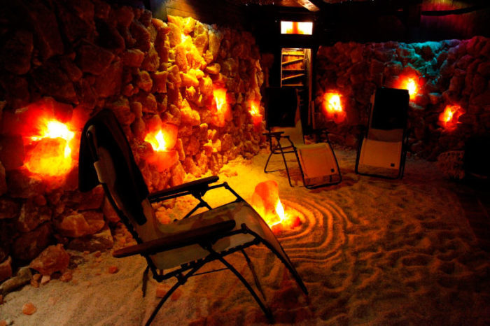 6 Relaxing And Rejuvenating Salt Caves In North Carolina