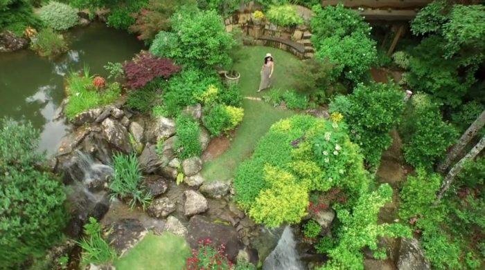 Jim Scott Gardens Lake Martin Garden Ftempo