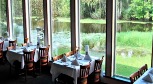The Secluded Restaurant Near New Orleans With The Most Magical Surroundings