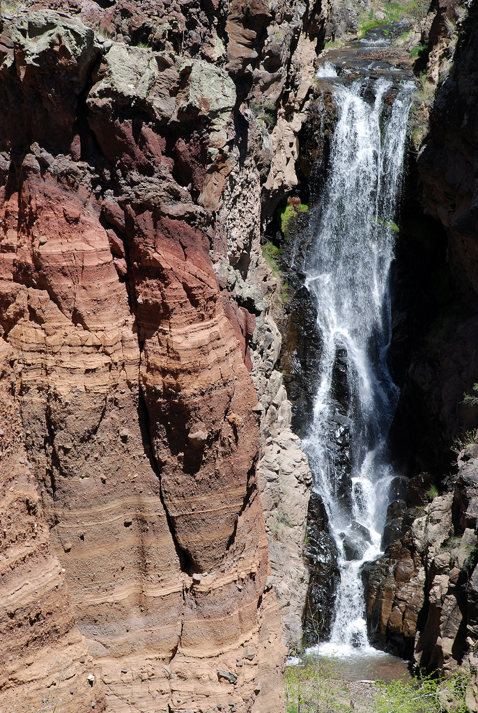 The Weekend Road Trip To 7 Waterfalls In New Mexico