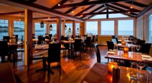 The Secluded Restaurant In Maine With The Most Magical Surroundings