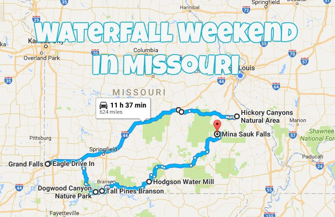 The Perfect Weekend Itinerary For Exploring Missouri S Most