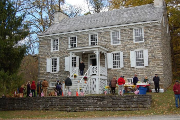 The Tiny Walpack Township In New Jersey Is Perfect For