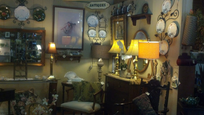 Whistle Stop Depot Is The Largest Antique Mall In North
