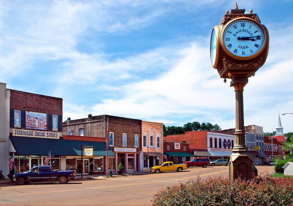 Water Valley Mississippi Is The Perfect Little Fairy Tale Town