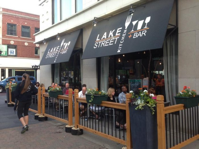 Lake Street Kitchen Bar Oak Park