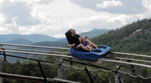 The Mountain Coaster In New Hampshire That Will Take You On A Ride Of A Lifetime