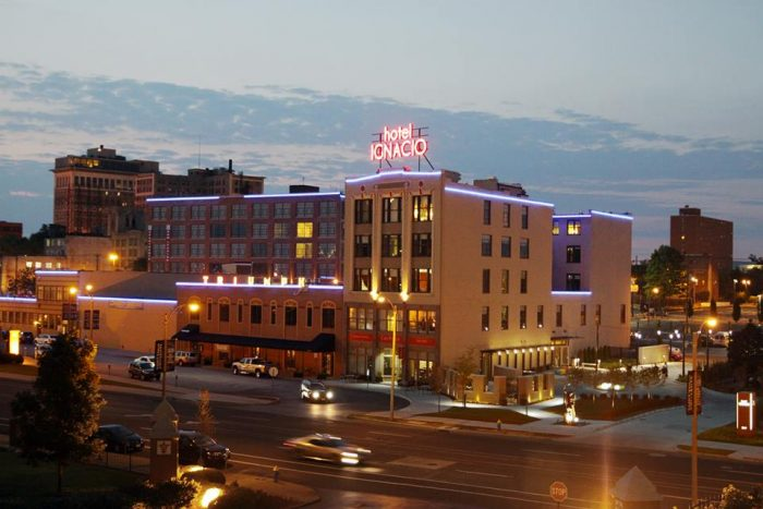 Hotel Ignacio Is A Boutique Located In The Vibrant Midtown Area Of St Louis
