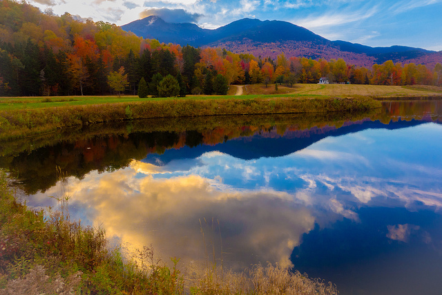 Franconia Notch State Park Is Unlike Anywhere Else In New