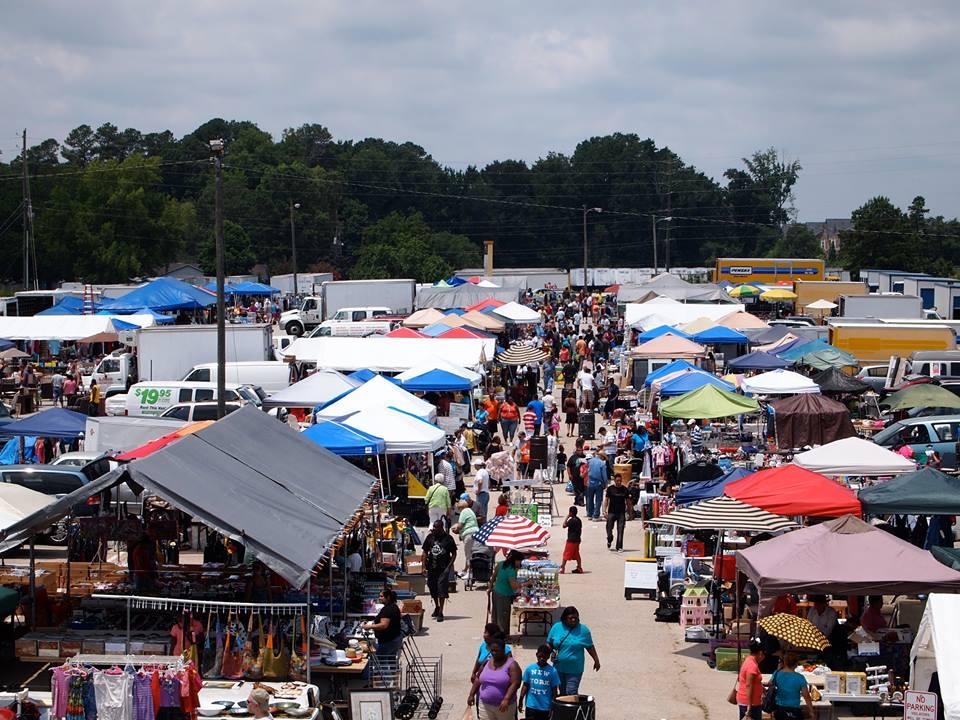 Gwinnett flea market