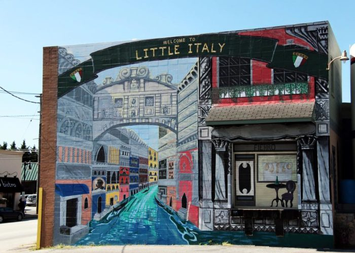 Wilmington Delaware's Little Italy Is Charming And Authentic