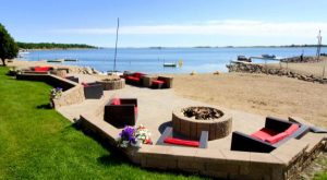 The Secluded Restaurant In North Dakota With The Most Magical Surroundings