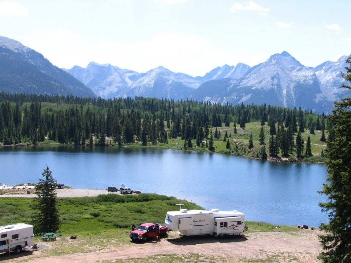 This Might Just Be The Most Beautiful Campground In All Of ...