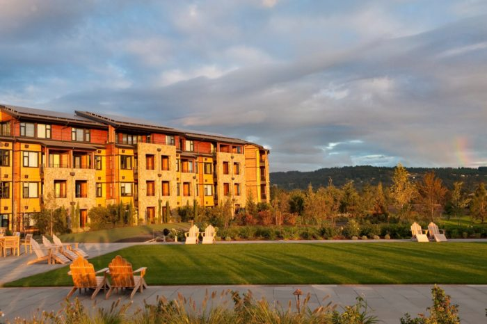 Facebook The Allison Inn Spa In Newberg Willamette Valley Oregon Wine Country