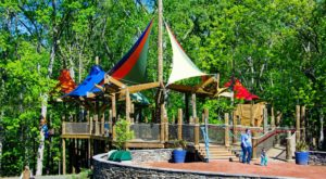 The Whimsical Playground In South Carolina That's Straight Out Of A Storybook