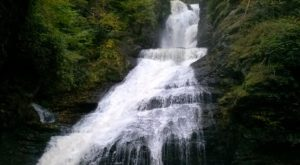 Discover One Of Pennsylvania's Most Majestic Waterfalls – No Hiking Necessary