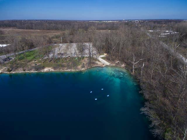 Natural sapphire swimming pool in ohio white star quarry - Campgrounds in ohio with swimming pools ...