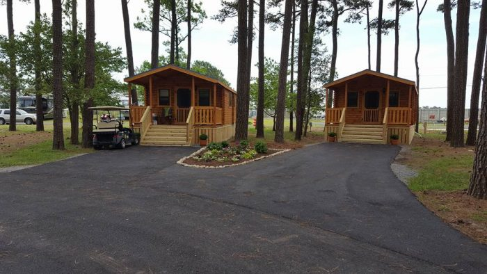 Treasure Beach Campground Fenwick Island 9 Rustic Spots In Delaware That Are Extraordinary For Camping