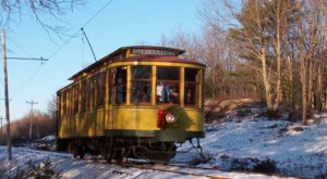 There's A Magical Trolley Ride In Maine That Most People Don't Know About