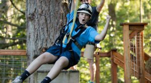There's An Adventure Park Hiding In The Middle Of A Washington Forest And You Need To Visit