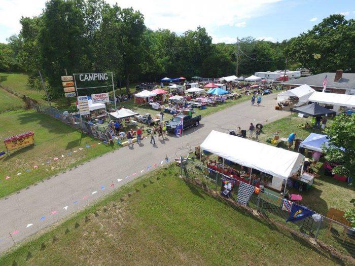 The Longest Yard Sale In The World In Ohio: 127 Yard Sale