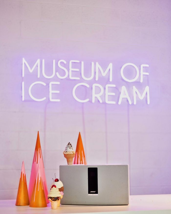 The Museum Of Ice Cream Is Coming To Los Angeles California
