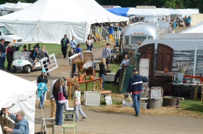 michigan antiques festivals midland and davisburg