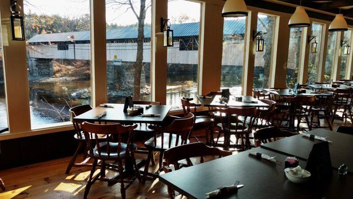Covered Bridge Farm Table Restaurant In New Hampshire Is Incredible - Farm to table restaurants indianapolis