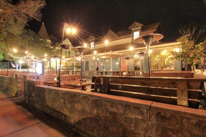 11 arizona restaurants perfect for outdoor dining 2 the barley hound prescott aloadofball Gallery