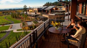 Stay At This Award Winning Hotel In Oregon's Wine Country For An Unforgettable Vacation