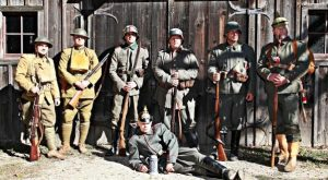 The Largest WWI Reenactment In The Country Happens Every Year In Illinois