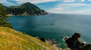 Escape Into Nature On This Stunning, Little Known Oregon Coast Hike